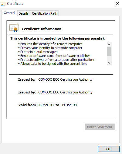 What is the Difference Between Root Certificates and